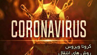 تصویر از کرونا ویروس | روش های پیشگیری و انتقال و درمان